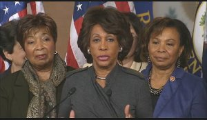 maxine-waters-sequester