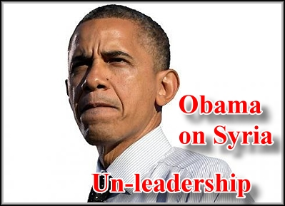 Unstable-Obama-Syria-strike