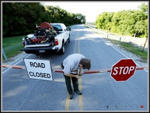 government_shutdown_road_closed_AP