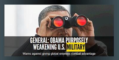 Military-weakened-by-OBAMA