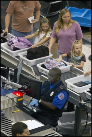 TSA CONTINUES PAT DOWN POLICY AT DENVER INTERNATIONAL AIRPORT