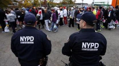 NYPD-AP PHOTO