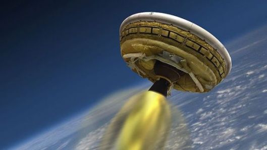 NASA-FlyingSaucer_060115